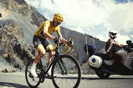 entrenamiento con vatios en ciclismo