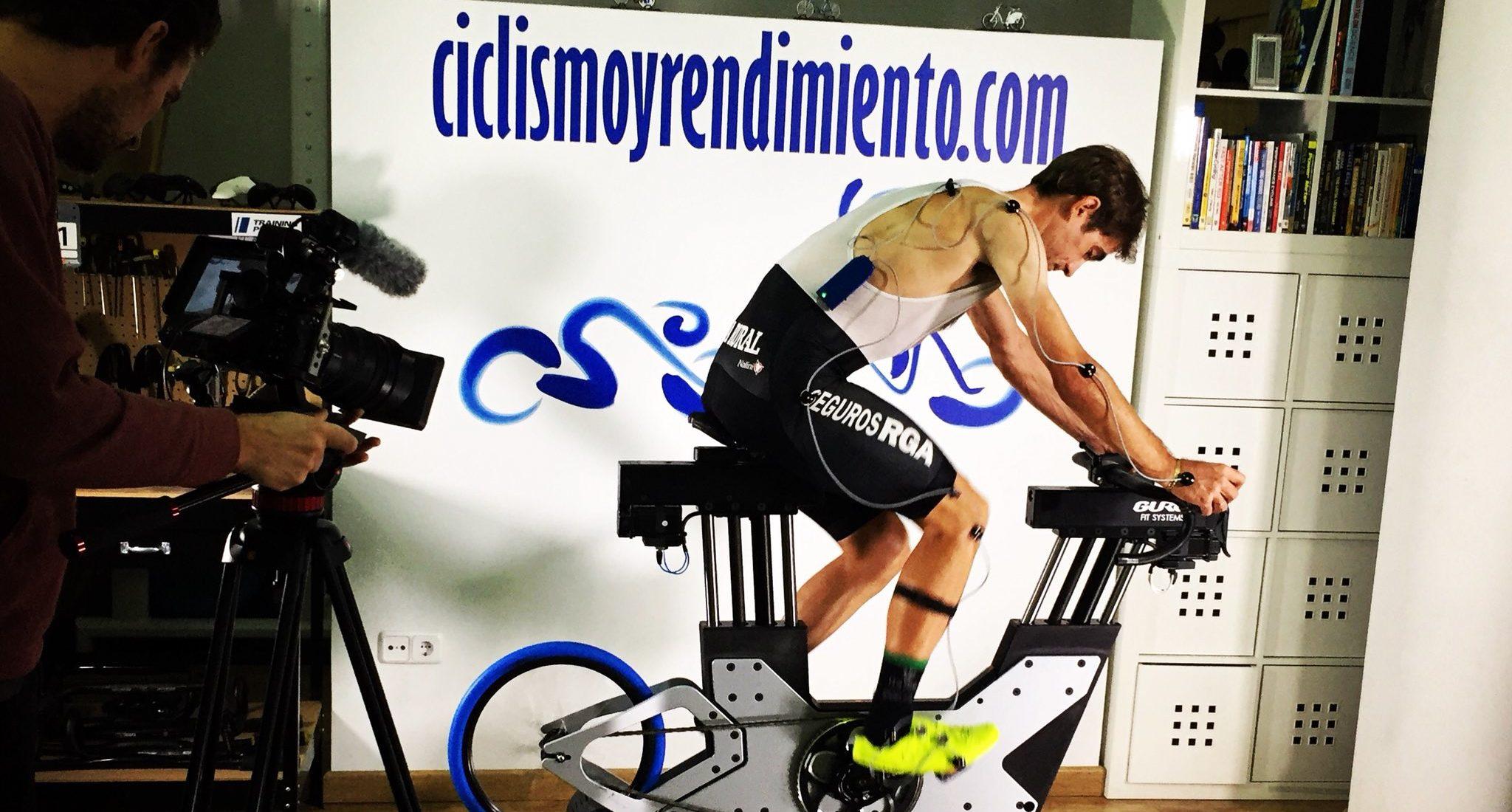 Dolor parte inferior rodilla ciclismo